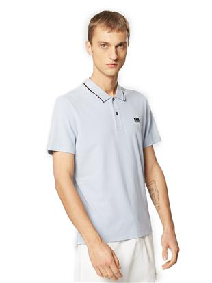 Stretch Piquet Polo Shirt