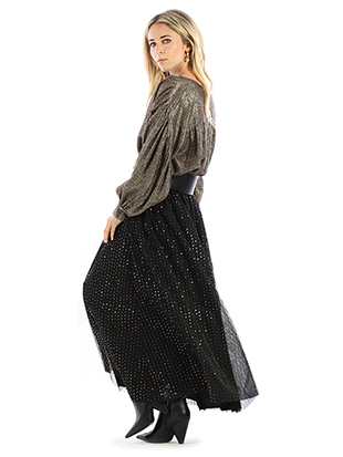 PAILLETTES SKIRT