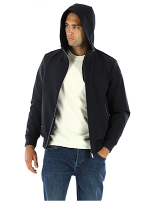 THERMO BONDED HOOD JACKET