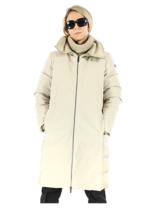 WINTER HYBRID COAT LADY