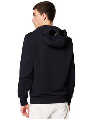 ZIP GOGGLE HOOD SWEATER