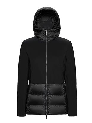 WINTER HYBRID HOOD JACKET